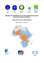 Report on experiences of transboundary basin organizations in Africa