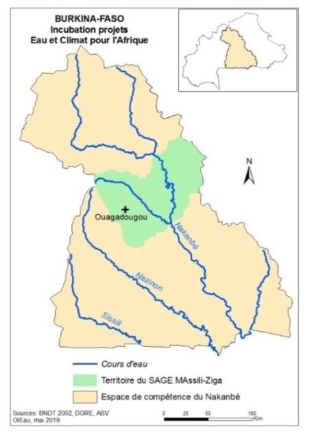 Bassin du Nakanbé
